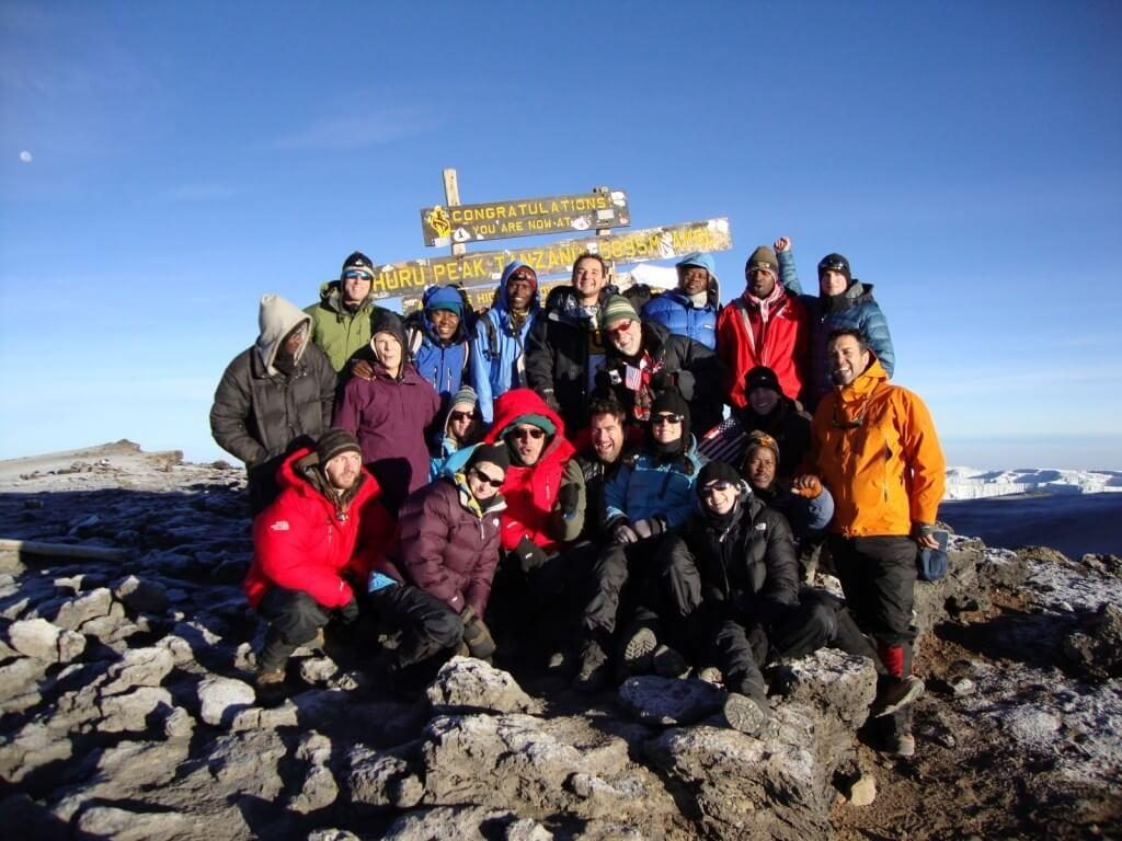 Kilimanjaro Trek | Cancer Research UK