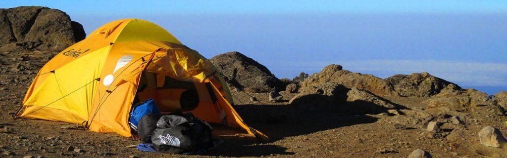 kilimanjaro equipment