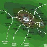 kilimanjaro-routes