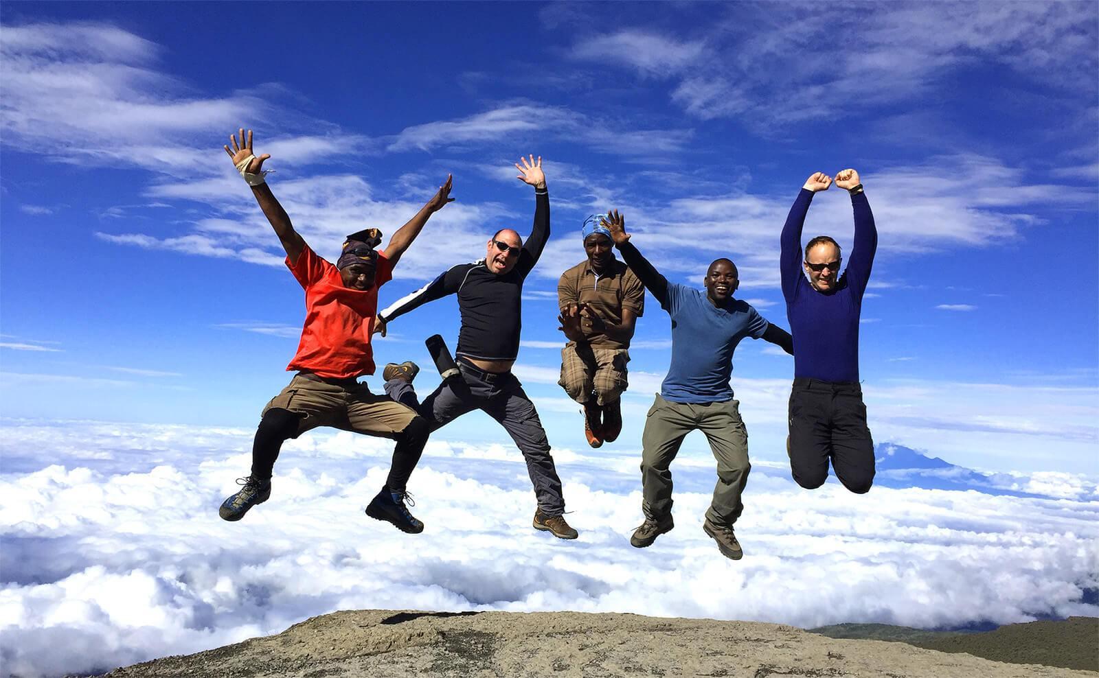 kilimanjaro climbing company